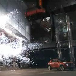 Nissan ofrece 120 segundos de pura energía en el spot de su nuevo crossover Juke