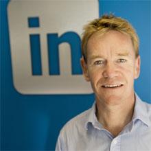 LinkedIn nombra nuevo director de marketing