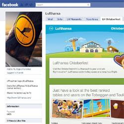 Lufthansa vende ahora billetes de avión también en Facebook
