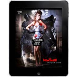 """La versión para el iPad del semanario alemán """"Spiegel"""" estrena publicidad animada"""