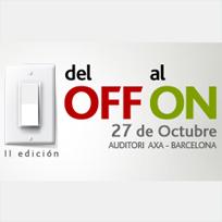 """""""Del Off al On"""" confirma programa con diez ponentes"""