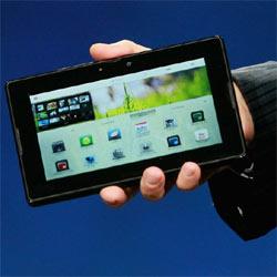 RIM contraataca al iPad de Apple con PlayBook, una tableta para ejecutivos