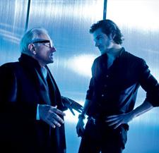 Scorsese rueda un spot para Chanel