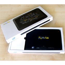 El WeTab, la respuesta alemana al iPad, llega por fin al mercado tras sortear innumerables obstáculos