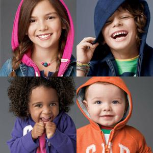 Gap busca niños modelo con una aplicación para iPhone