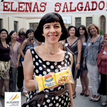 """""""Elena(s) Salgado"""" de Pavofrío y McCann Erickson, Gran Premio a la Eficacia 2010"""