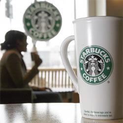 Starbucks ofrece a sus clientes café y también contenidos online exclusivos