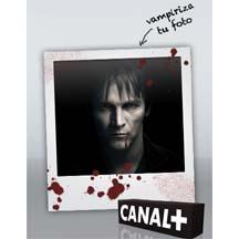 Canal+ promociona la serie True Blood en Facebook