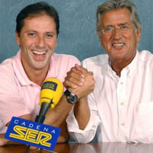 La audiencia de Carrusel Deportivo sigue a sus ex locutores estrella a la Cope