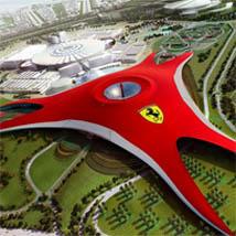 Ferrari hará caja este fin de semana con su parque temático