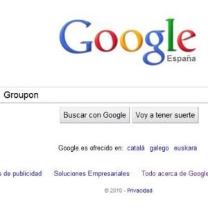 Google podría comprar Groupon