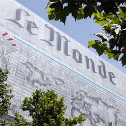 """""""Le Monde"""" esquiva la quiebra"""