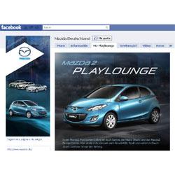 El nuevo Mazda 2 hace su debut en Facebook