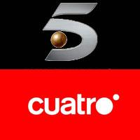 Competencia da luz verde la fusión de Telecinco y Cuatro