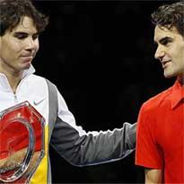 La final de la Masters Cup de Tenis, lo más visto el fin de semana