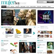 Mujerhoy presenta su nueva edición digital