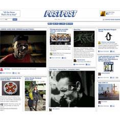 """""""PostPost"""", el nuevo periódico de Facebook"""