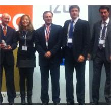 Atento arrasa en los premios CRC Oro 2010 del Salón Relación Cliente + Call Center