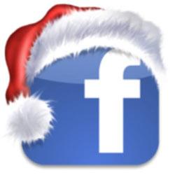 Los británicos pasan las Navidades en Facebook