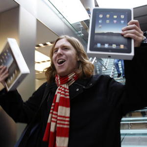 El iPad aumentará sus ventas un 127% en 2011