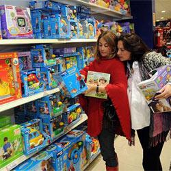 El 47% de las compañías jugueteras no explota el filón de internet como canal de venta