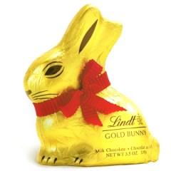 Niegan a Lindt que inscriba su famoso conejo dorado como marca registrada