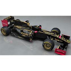 Lotus, nuevo copiloto de Renault en la Fórmula 1