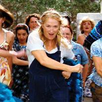 Mamma Mia! La película de la semana de TVE, lo más visto del fin de semana