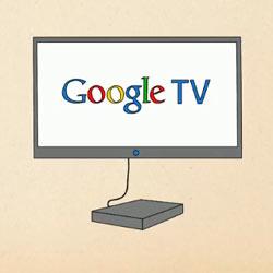 Mayo 2010: Google TV realiza su puesta de largo