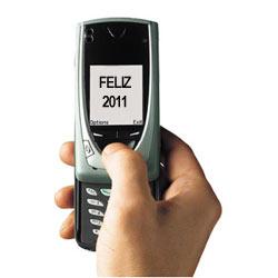 Los SMS ceden el trono a las redes sociales en las felicitaciones de Año Nuevo