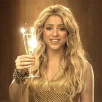 Freixenet brinda con Shakira también en el móvil