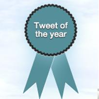 ¿Cuál ha sido el mejor tweet del año?