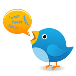 Las 10 empresas con más presencia en Twitter en 2010