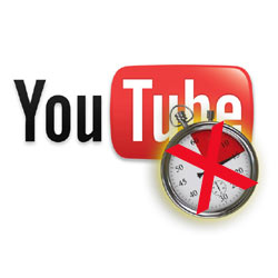 YouTube suprime el límite de duración de sus vídeos