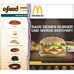 """Las hamburguesas personalizadas de McDonald's, ¿una idea """"robada"""" a la competencia?"""