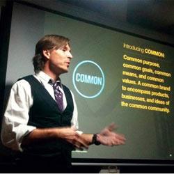 Common: la nueva aventura de Alex Bogusky