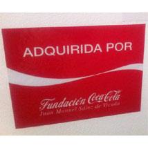 Coca-Cola, un año más, presente en Arco, comprando 10 obras