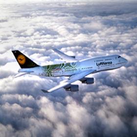 Lufthansa permite a sus pasajeros estar siempre conectados