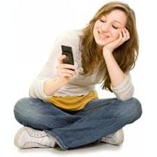 La publicidad móvil es llamativa, pero no relevante para el usuario