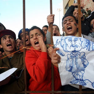 Internet pone la banda sonora a la revolución árabe