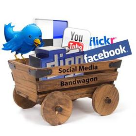 Las pymes no quieren lanzarse a la piscina de los social media