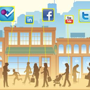 Para los vendedores, los social media no están funcionando como se esperaba