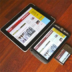 """Las tabletas """"low cost"""" contraatacan al iPad de Apple"""