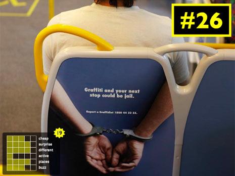 100 campañas de marketing de guerrilla que te sorprenderán