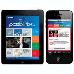 """PepsiCo abre oficina de """"recursos humanos"""" en iPhone y iPad"""