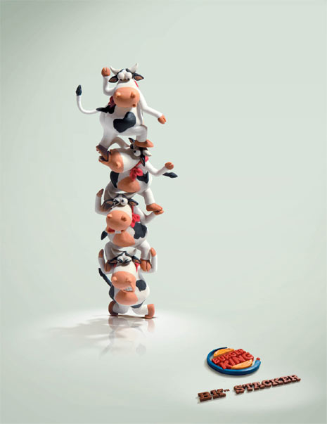25 anuncios de Burger King cocinados con ingredientes creativos