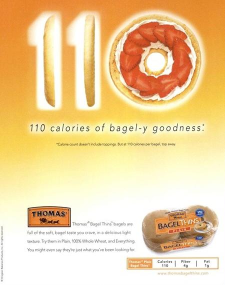 Los 20 anuncios publicados en revistas más efectivos del 2010