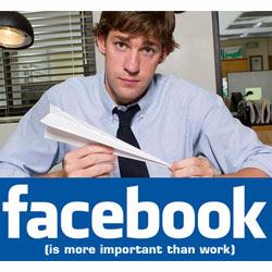 """Facebook """"mata"""" la productividad en el trabajo"""