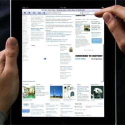 ¿Cómo utiliza en realidad el usuario el iPad?