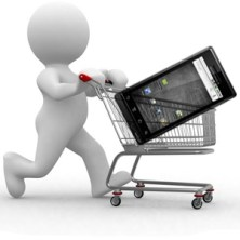 El 10% de los usuarios de móvil europeos compran a través de este dispositivo